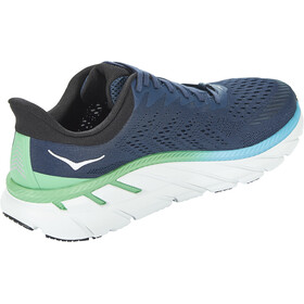 Hoka One One Clifton 7 Chaussures de trail Homme, moonlit ocean/anthracite